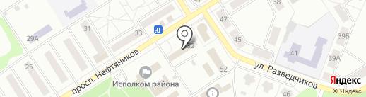Банкомат, АБ Девон-кредит, ПАО на карте Елабуги