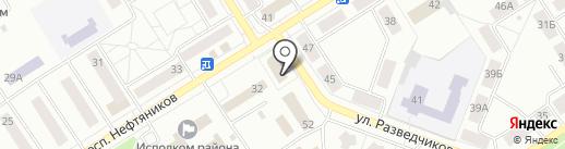 Адвокатский кабинет Сагитовой Р.А. на карте Елабуги