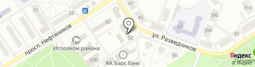 ЕлабугаДом на карте Елабуги