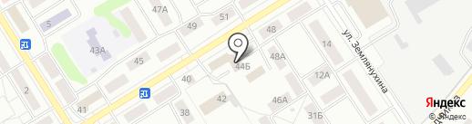Престиж на карте Елабуги