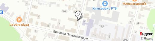 Отдел социальной защиты Министерства труда, занятости и социальной защиты Республики Татарстан в Елабужском муниципальном районе на карте Елабуги