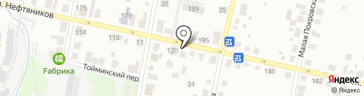 Магазин пиротехники на карте Елабуги