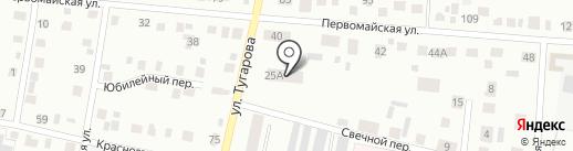 Детский сад №14, Звездочка на карте Елабуги
