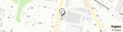 Платежный терминал, Сбербанк, ПАО на карте Елабуги