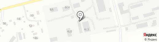 Металл маркет на карте Елабуги
