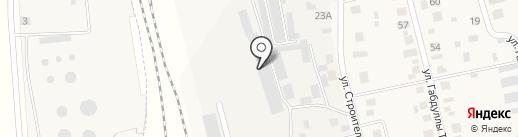 ТНК Юсил на карте Круглого Поля
