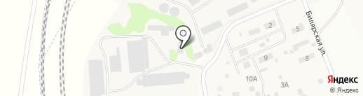 Оптово-розничная фирма на карте Круглого Поля