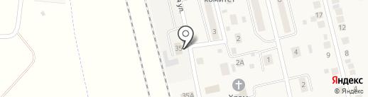Транссервис-ЛТД на карте Круглого Поля