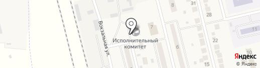 Исполнительный комитет Круглопольского сельского поселения на карте Круглого Поля