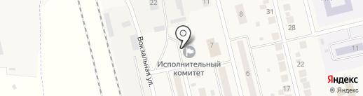 Почтовое отделение на карте Круглого Поля