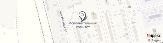 УПРАВЛЯЮЩАЯ КОМПАНИЯ ДОВЕРИЕ на карте Круглого Поля