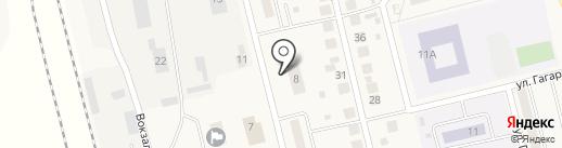 Парикмахерская на карте Круглого Поля