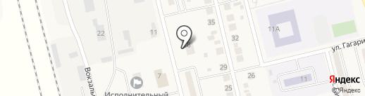 СтройМаг на карте Круглого Поля