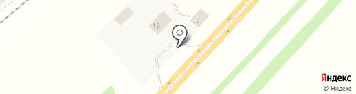 АГАТ на карте Набережных Челнов