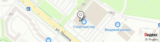 Спортмастер на карте Альметьевска