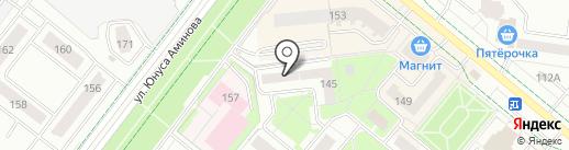 ВНИИПК ССК на карте Альметьевска