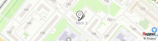 Удобный на карте Альметьевска