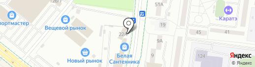Bar`ON на карте Альметьевска