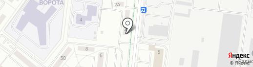 Любимое на карте Альметьевска