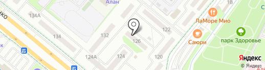 ТАИС на карте Альметьевска