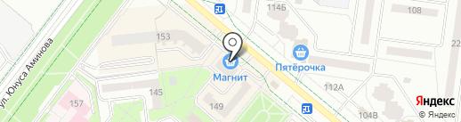 АктивДеньги на карте Альметьевска