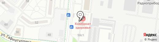 212 на карте Альметьевска