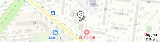 Ювелир на карте Альметьевска