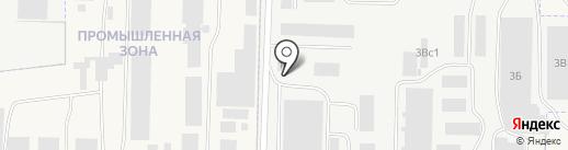 Торговая фирма на карте Набережных Челнов