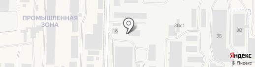 Древторг на карте Набережных Челнов
