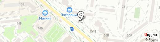 Магазин цветов на карте Альметьевска