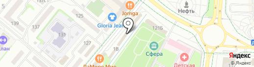 ВсеИнструменты.ру на карте Альметьевска