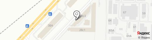 Магазин текстиля для дома на карте Набережных Челнов