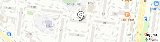 Ателье мод Натальи Седышевой на карте Альметьевска
