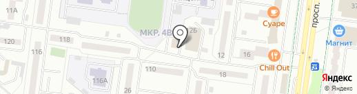 Мастер мебели на карте Альметьевска