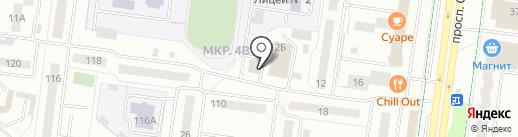 Ковры на карте Альметьевска