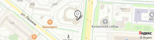Транснефть на карте Альметьевска