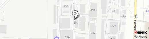 Изобилие+ на карте Набережных Челнов