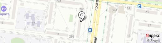 ИГУАНА на карте Альметьевска
