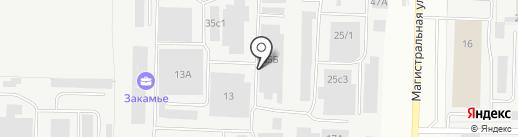 Оптово-розничная фирма на карте Набережных Челнов