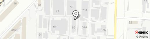 Есть всё на карте Набережных Челнов