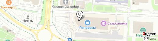 Cherry Lady на карте Альметьевска