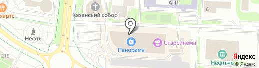 Thomas Munz на карте Альметьевска
