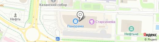 BELLE boutique на карте Альметьевска