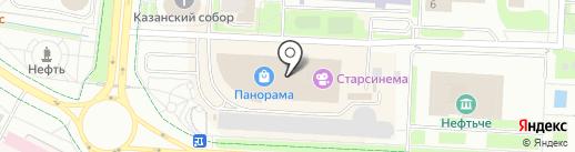 Kosmika на карте Альметьевска