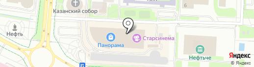 Ninel на карте Альметьевска