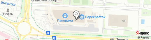 Zenden на карте Альметьевска