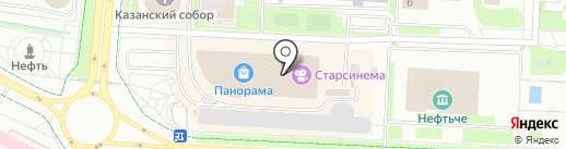 MilkyMoon`s на карте Альметьевска