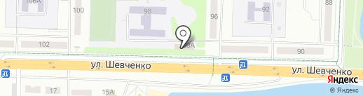 УЗИМед на карте Альметьевска