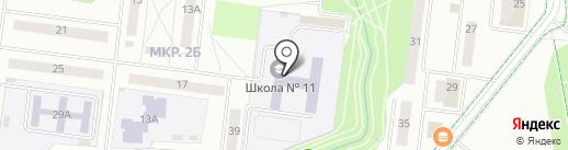 Чемпион на карте Альметьевска