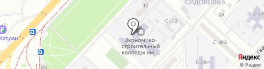 ФеррумНЧ на карте Набережных Челнов